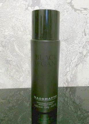 Nasomatto Black Afgano_ deo  original spray дезодорант 200 ml