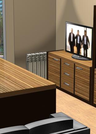 3-Д Дизайн / Визуализация мебели