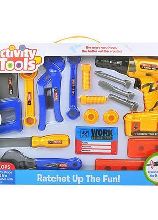 Детский набор инструментов 872C шуруповерт