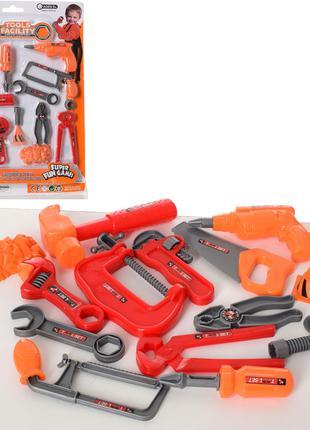 Детский набор инструментов 36778-49 дрель