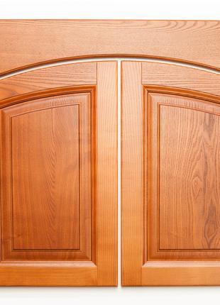 Мебельные фасады, кухонные фасады из натурального дерева