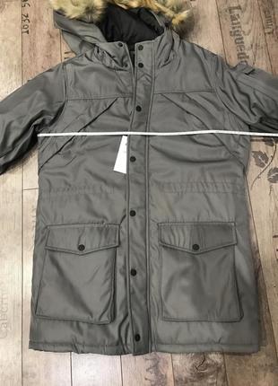 Парка bershka [s] куртка