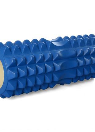 Массажер MS 0857-4-BL рулон для йоги