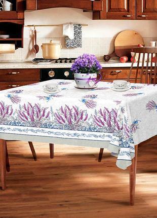 Скатерть для стола «лаванда»