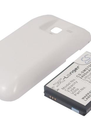 Аккумулятор Samsung Galaxy Ace Plus, GT-S7500 EB464358VU, EB46...