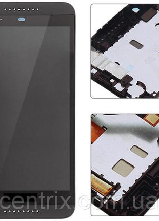 Дисплей (экран) для HTC Desire 626G Dual Sim + тачскрин. черны...