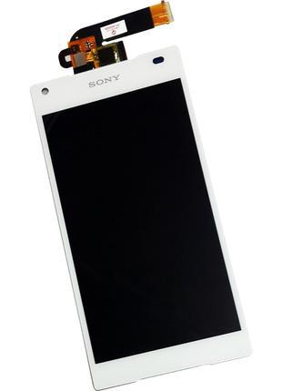 Дисплей (экран) для Sony E5803 Xperia Z5 Compact Сони (E5823) ...