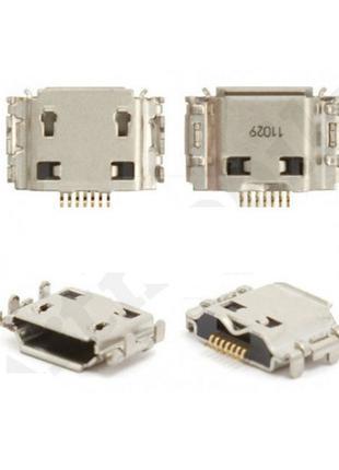 Разьем зарядки (коннектор) Samsung S5660 Galaxy Gio/i9000/i900...
