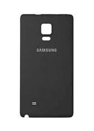 Задняя крышка для Samsung N915F Galaxy Note Edge, черная