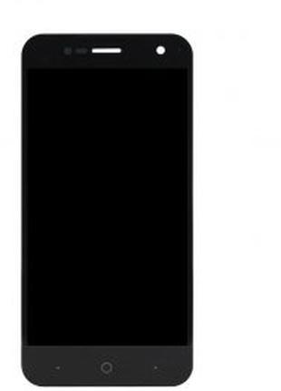 Дисплей (экран) для ZTE Blade V8 Mini + тачскрин, черный