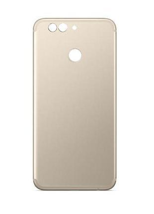 Задняя крышка для Huawei Nova 2 Plus 2017 (BAC-L21), золотиста...