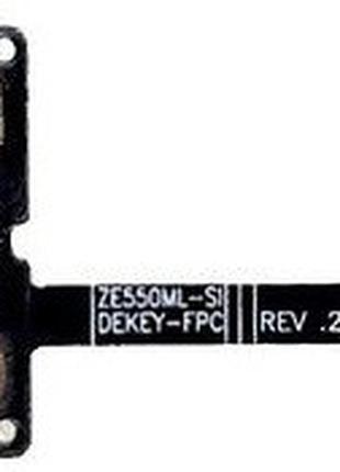 Шлейф для Asus ZenFone 2 (ZE550ML/ZE551ML), с кнопками регулир...