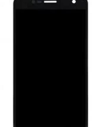 Дисплей (экран) для ZTE Blade V8 + тачскрин, черный