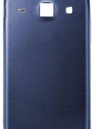 Задняя крышка для Samsung G350 Galaxy Star Advance Duos, синяя
