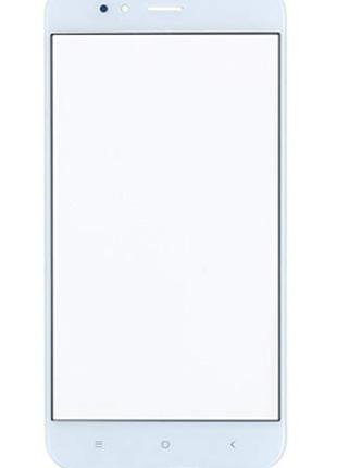 Тачскрин (сенсор) для Xiaomi Mi A1/Mi 5X, белый