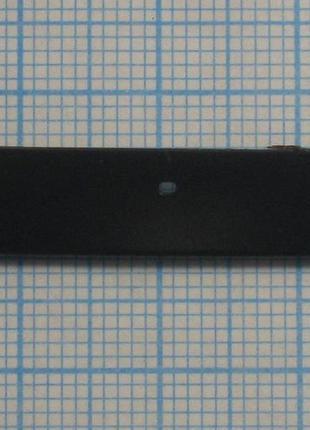 Motorola Razr M (XT907) заглушка декоративна нижня, чорна Orig...