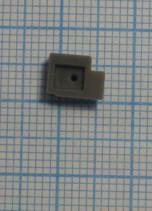Motorola Razr M (XT907) гумка ущільнююча, мікрофона верхнього ...