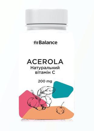 Ацерола, витамин С, 60 капсул