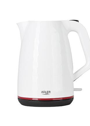 Чайник электрический Adler AD 1277 white