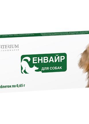 Антигельминтик Энвайр Arterium таблетки от глистов для собак 1...