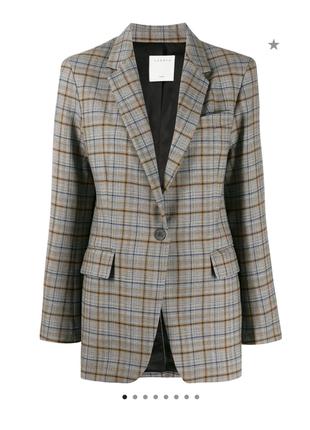 Пиджак sandro новая коллекция