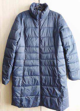 Демисезонная женская стеганая  куртка пальто esmara