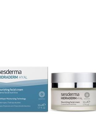 Увлажняющий крем для лица - SesDerma Laboratories Hidraderm Fa...