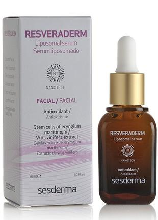 Антиоксидантная сыворотка Sesderma Resveraderm Antiox Serum 30...