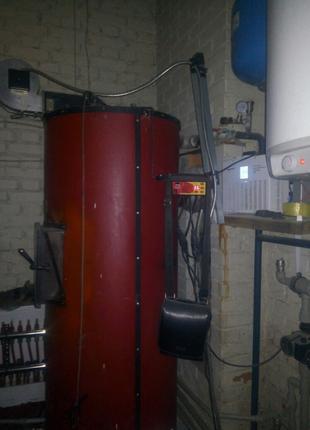 Ремонт котельного и водонагревательного оборудования