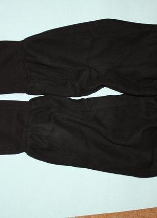 Зимние женские брюки на теплом  подкладе р-36/38