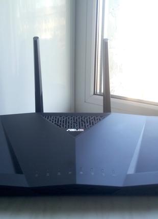WiFi-роутер ASUS RT-AC3100 (RT-AC88U) 2.4GHz & 5GHz AiMesh