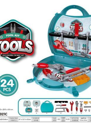 Детский набор инструментов 8021C молоток