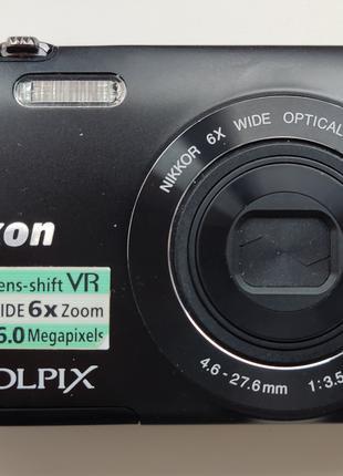 Фотоаппарат Nikon Coolpix S4300