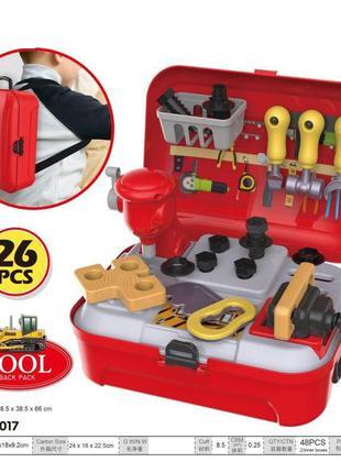 Детский набор инструментов 8017 молоток