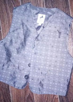 Детская жилетка для мальчика palomino
