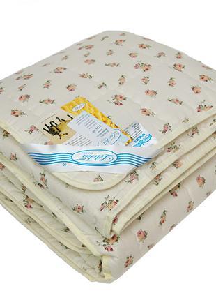 Детское одеяло Лелека - Шерстяное бязь 105*140