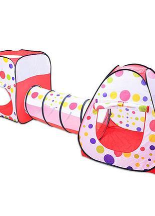 Детская палатка игровая MR 0404