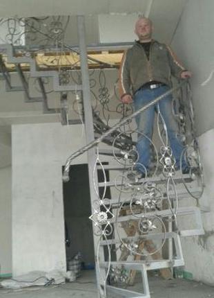 Лестницы,металлоконструкции!