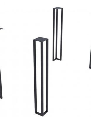Опора для стола GoodsMetall в стиле Лофт 720х90мм Плант