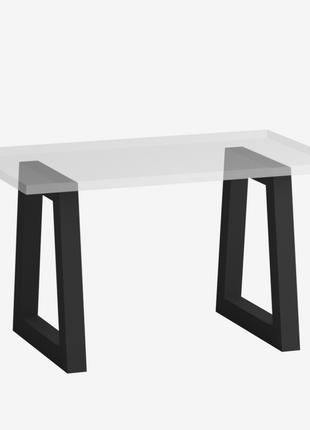 "Опора к столу ""Аристократ"" GoodsMetall в стиле Лофт 720х600 ОП4"