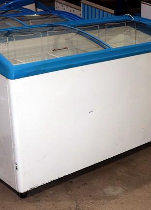 Ларь морозильный AHT rio s 150 Б/У 330 л -20°С после профилактики