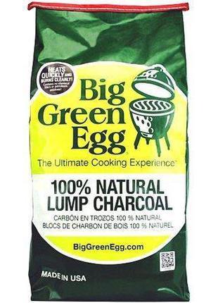Древесный уголь премиум 9 кг Big Green Egg (CP / 390011)