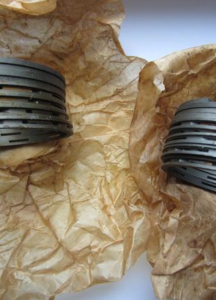 Кольца поршневые 78,5 мм. на двигатель М-62 Днепр, МТ, пр-ва СССР