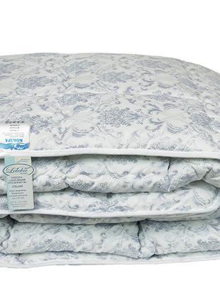 Одеяло Лелека - Лебяжий пух премиум антиаллергенное 200*220 евро