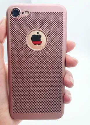 Чехол/бампер на/для Apple IPhone Айфон 7/8 дышащий