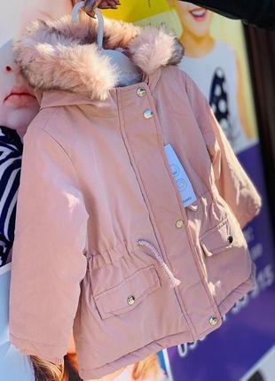 Куртка парка примарк для девочек, куртка примарк зима, куртка ...