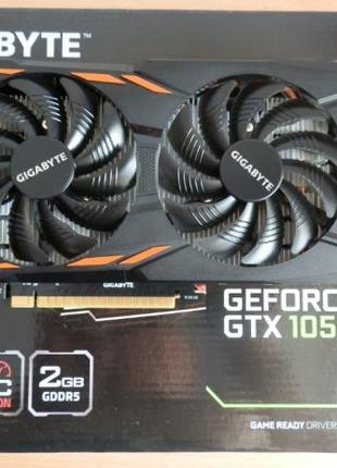 GIGABYTE GTX 1050 WindForce 2X OC