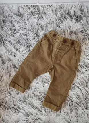 Джинсы на мальчика, детские джинсы next beige, детские джоггер...