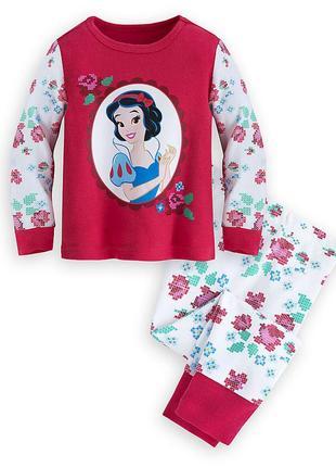 Пижама вышиванка белоснежка дисней