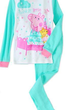 Пижама свинка пеппа peppa pig америка